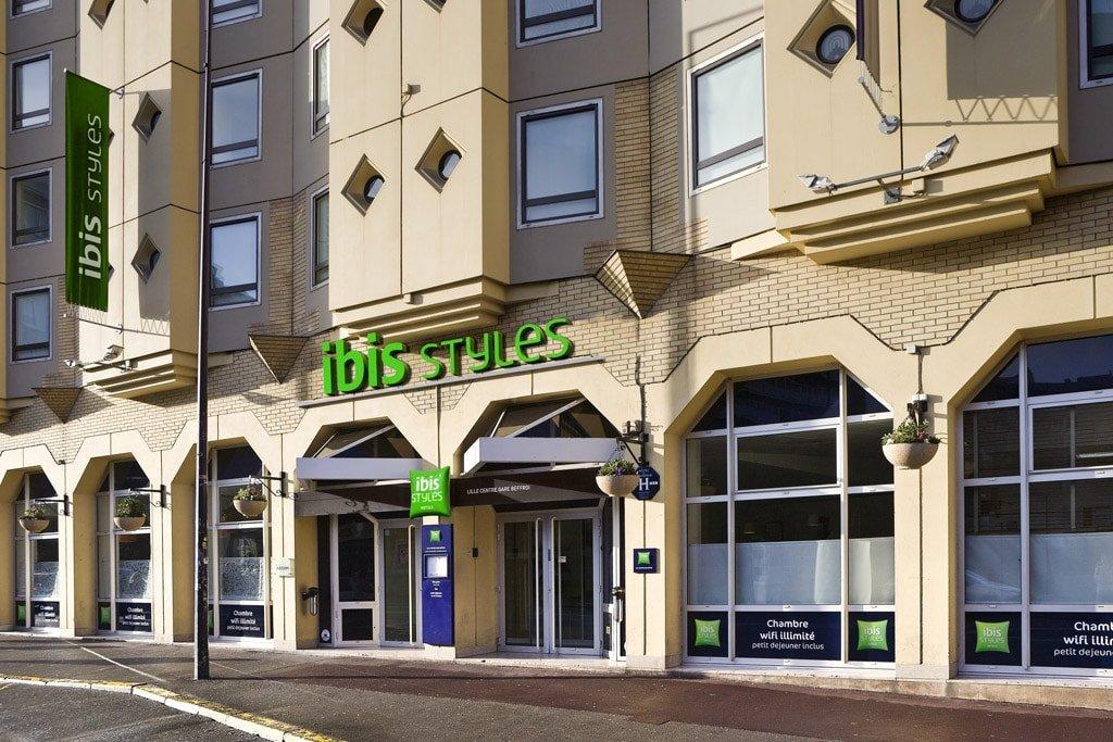 Ibis Styles Lille Centre Gare Beffroi★★★