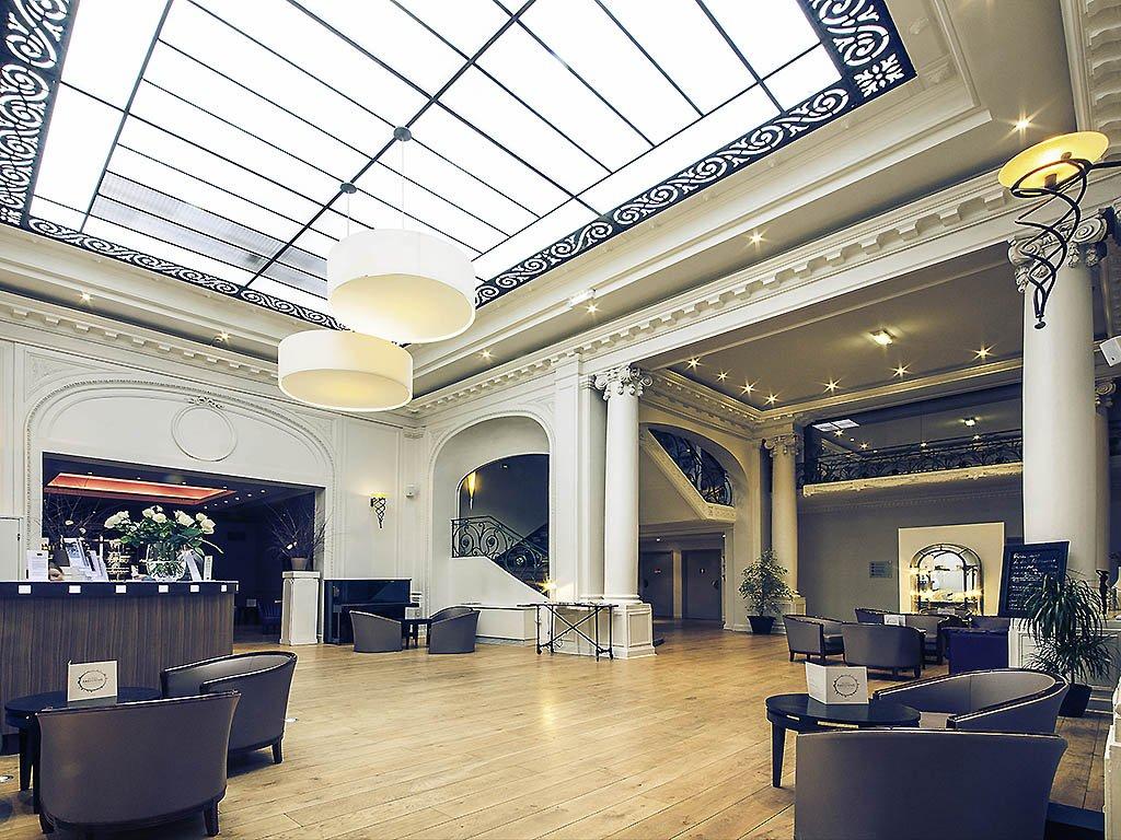 Mercure Lille Roubaix Grand Hôtel★★★★