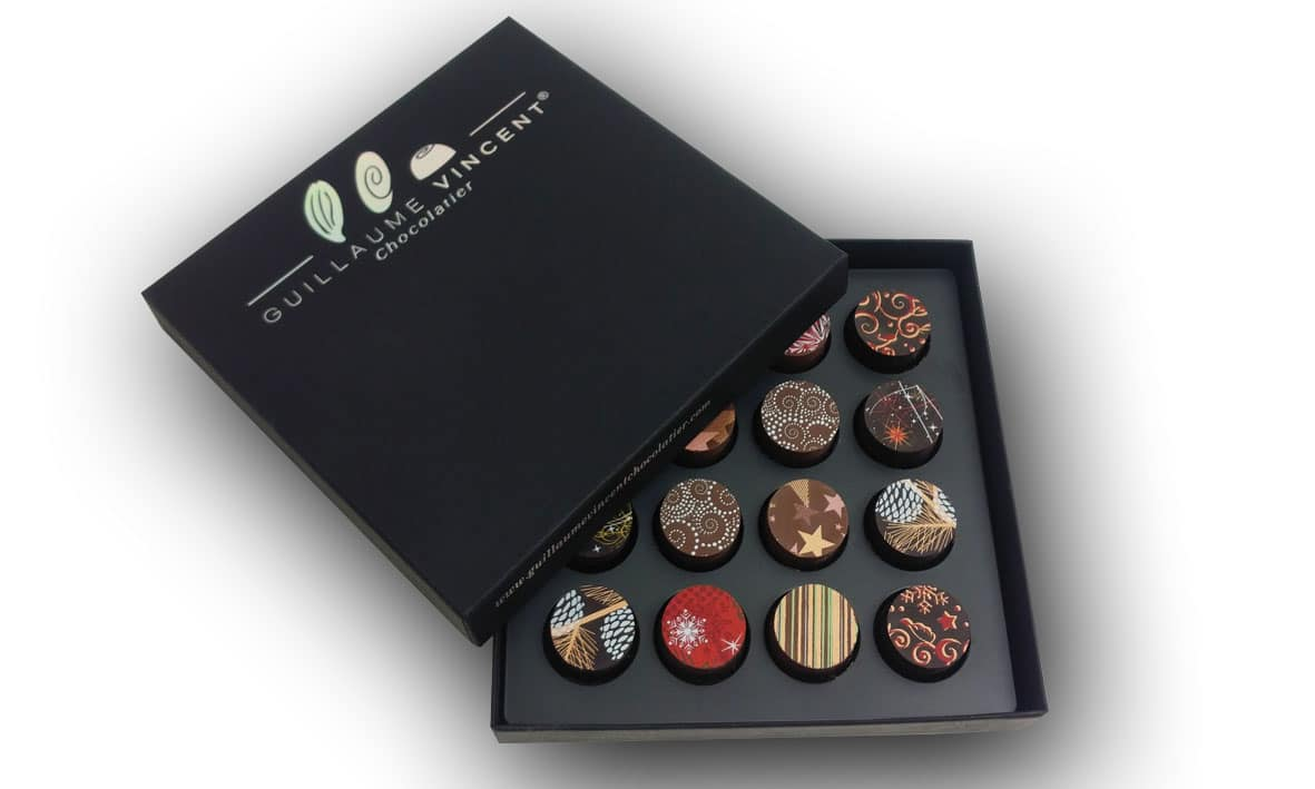 Guillaume Vincent Chocolatier