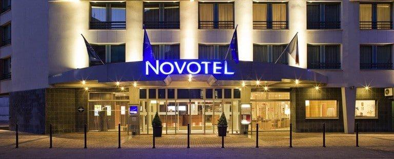 Novotel Lille Centre Gares ★ ★ ★ ★