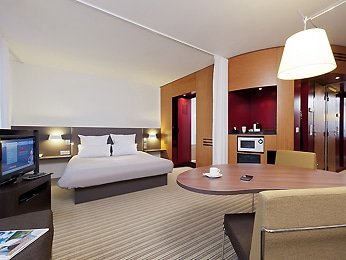 Novotel Suites Lille Europe ★★★★