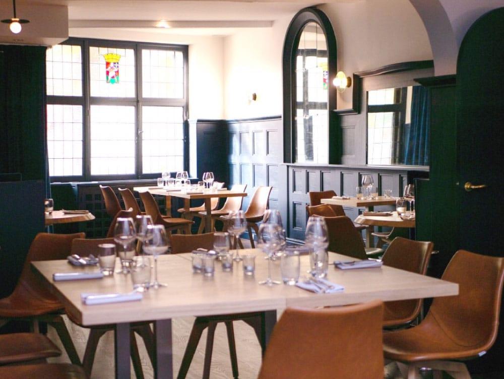 Restaurant Club Marot