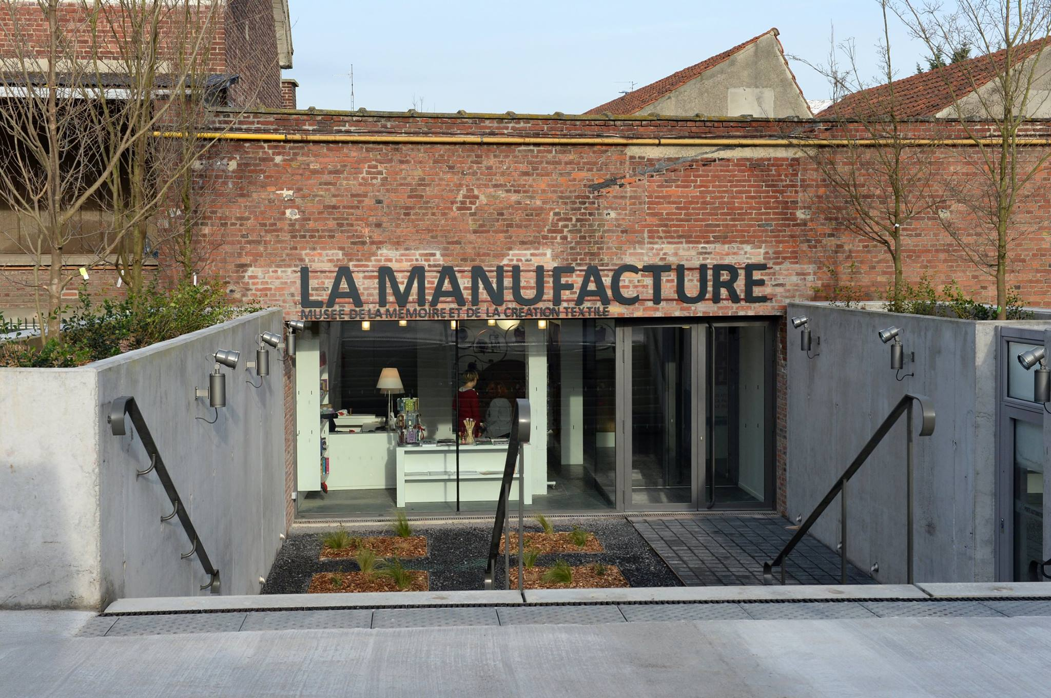 Manufacture – Musée de la Mémoire et de la Création Textile