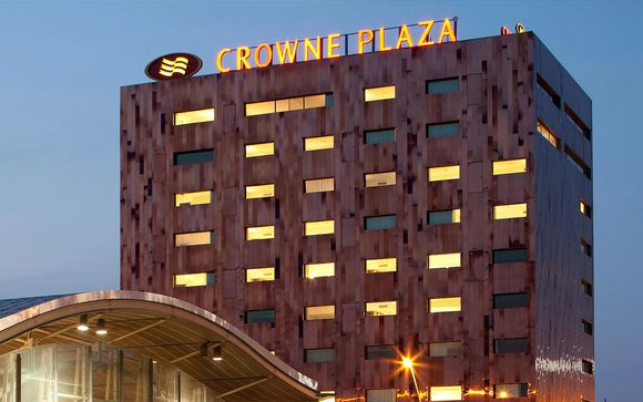 Crowne Plaza Lille-Euralille★★★★