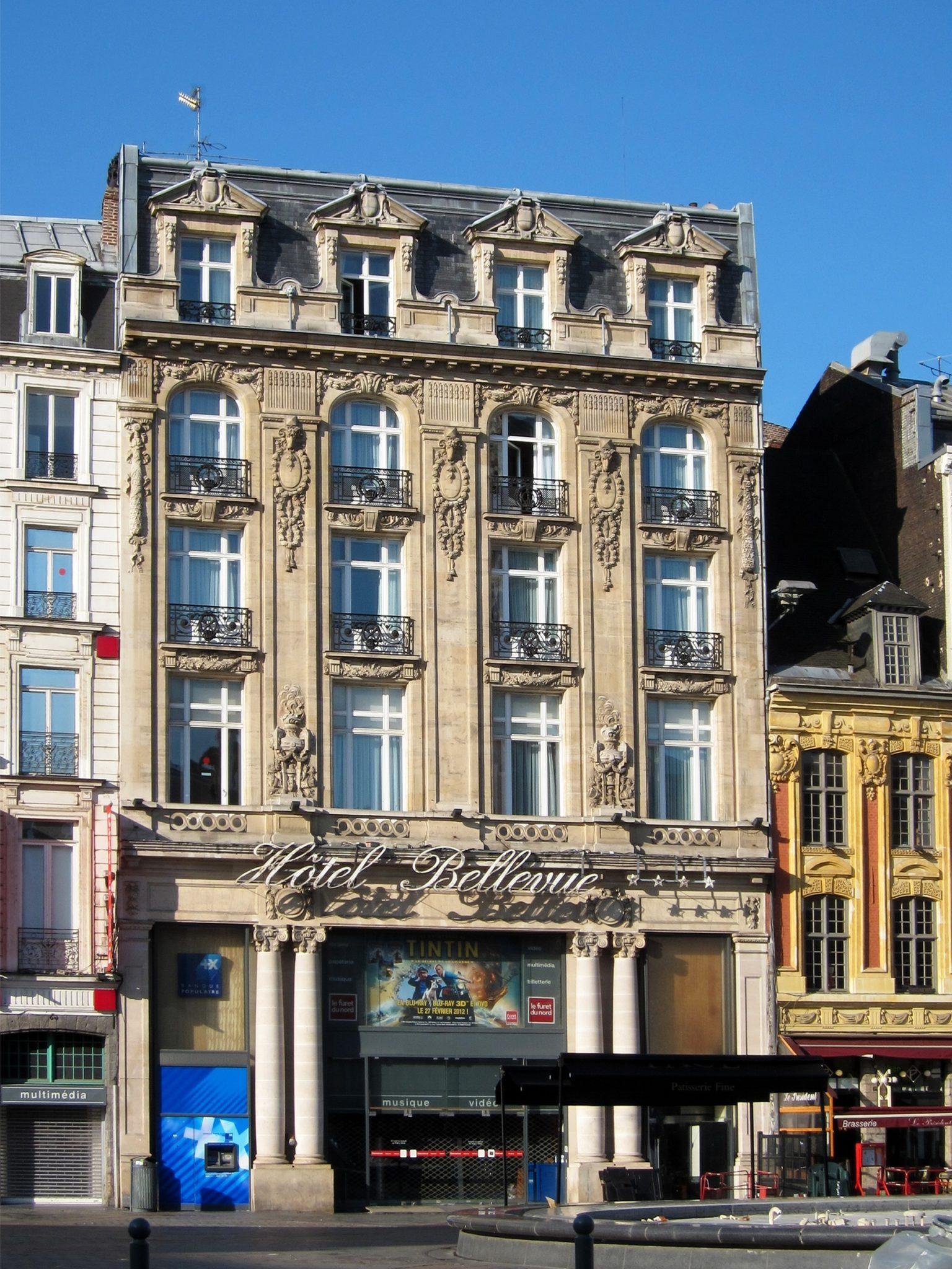 Le Grand Hôtel Bellevue★★★★