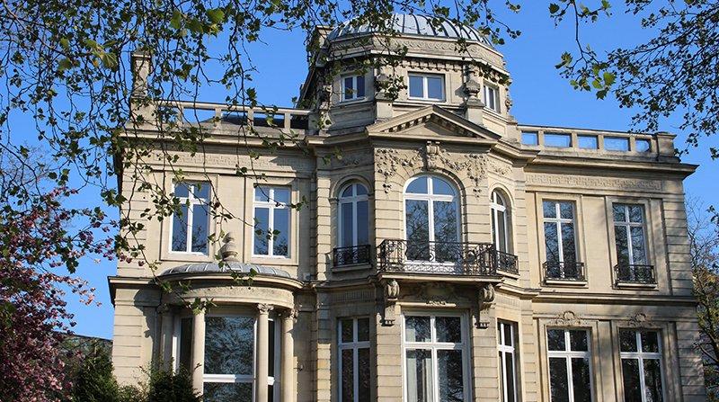 Belles demeures et beaux jardins, une randonnée urbaine de Roubaix à Croix