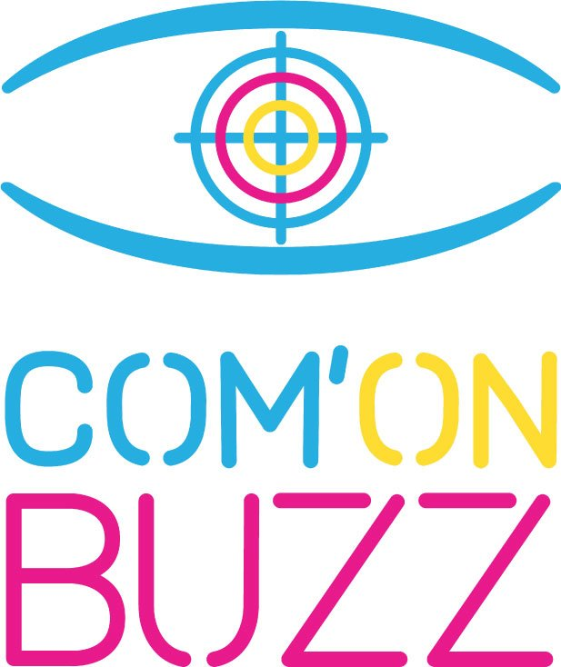 Logo Com'on buzz
